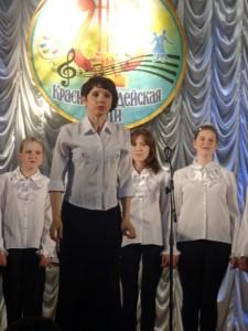 Prepodavatel' po klassu khorovoe penie Semyannikova Natal'ya Nikolaevna