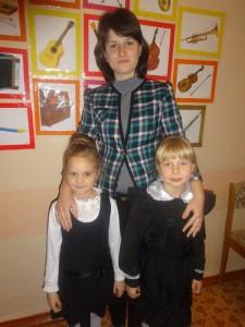 Preppodavatel' po klassu fol'klora Serikova Anna Aleksandrovna