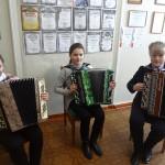 Trio bayanistov
