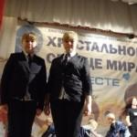 Алена Нефедова и Ангелина Федорищева