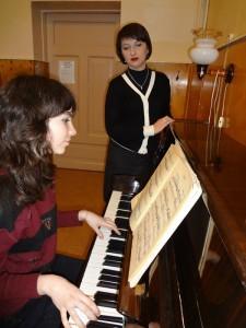 Prepodavatel' po klassu fortepiano Chuvilina Ol'ga Dmitrievna