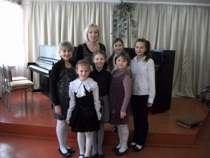 Prepodavatel' po klassu fortepiano Uvarova Lyudmila Vital'yevna
